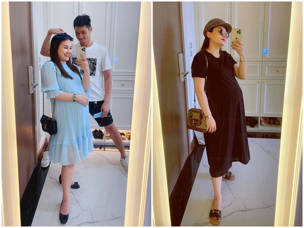 Dien vien Bao Thanh khoe con gai moi sinh-Hinh-2