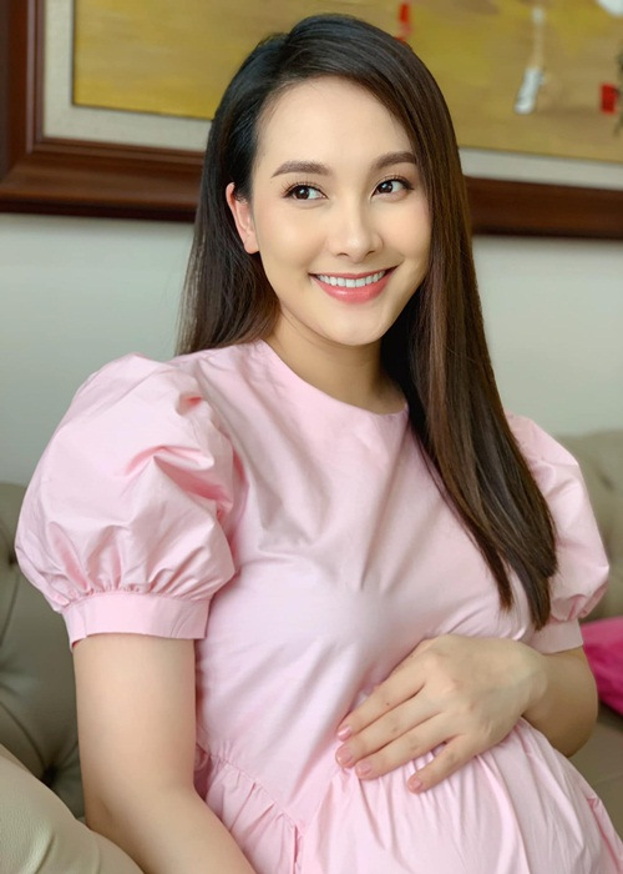 Dien vien Bao Thanh khoe con gai moi sinh-Hinh-4