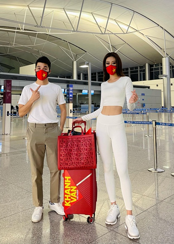 CEO dong hanh cung Khanh Van o Miss Universe 2020 la ai?-Hinh-3