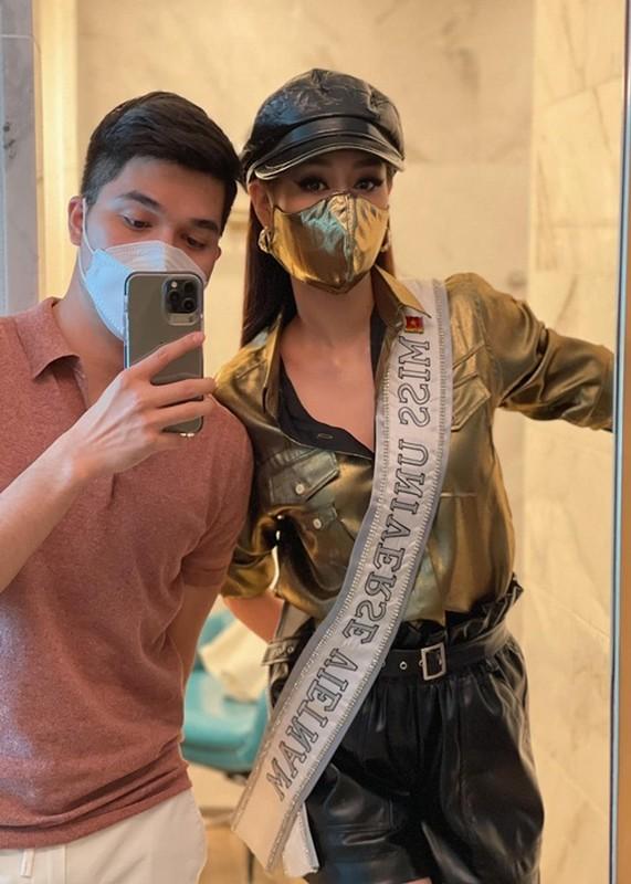 CEO dong hanh cung Khanh Van o Miss Universe 2020 la ai?-Hinh-5