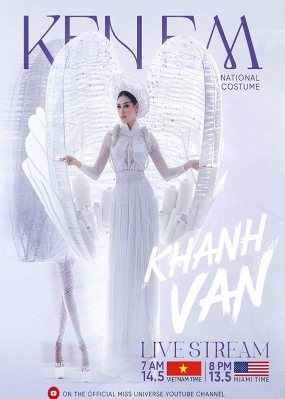 Khanh Van gap su co khi thi quoc phuc o Miss Universe-Hinh-8