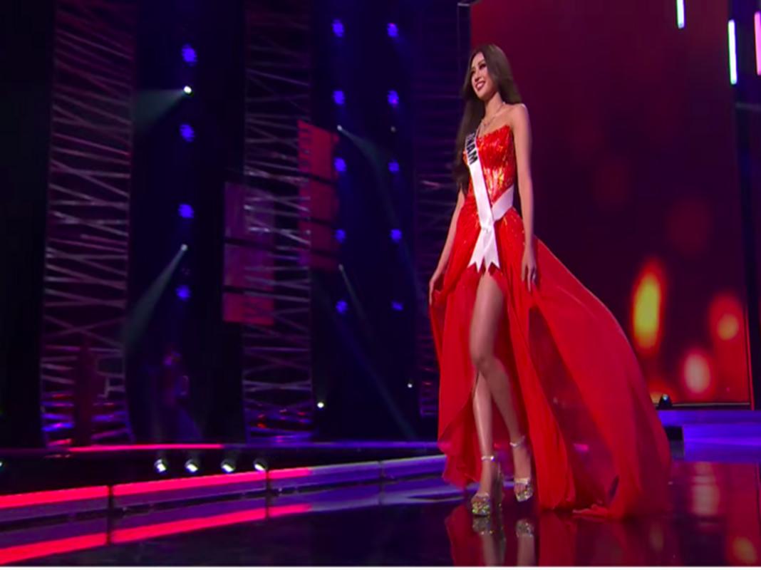 Khanh Van goi cam voi bikini o ban ket Miss Universe 2020-Hinh-7