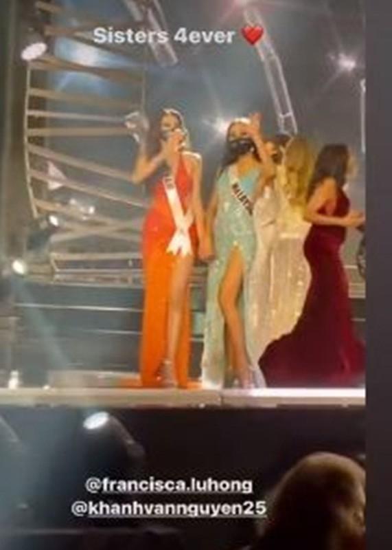 Khanh Van khong no chia tay hoi ban than hau Miss Universe 2020-Hinh-6
