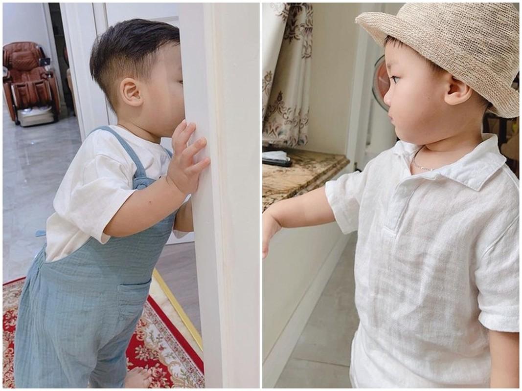 Loat anh dang yeu cua con trai Hoa Minzy tu khi lo dien-Hinh-8