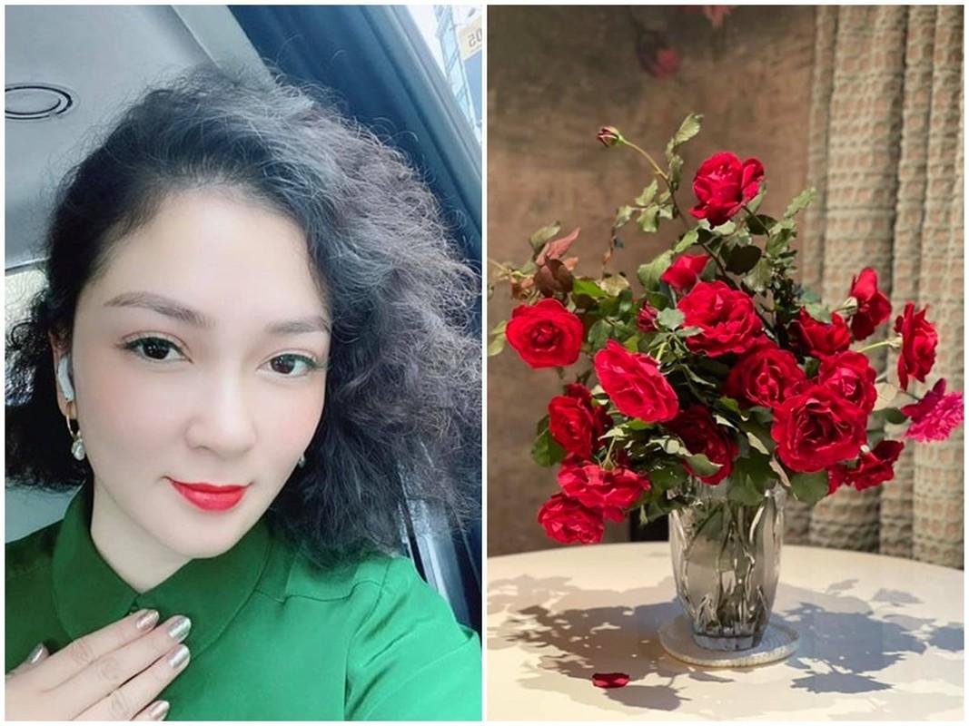 Cuoc song binh yen cua Hoa hau Nguyen Thi Huyen o tuoi 36-Hinh-3
