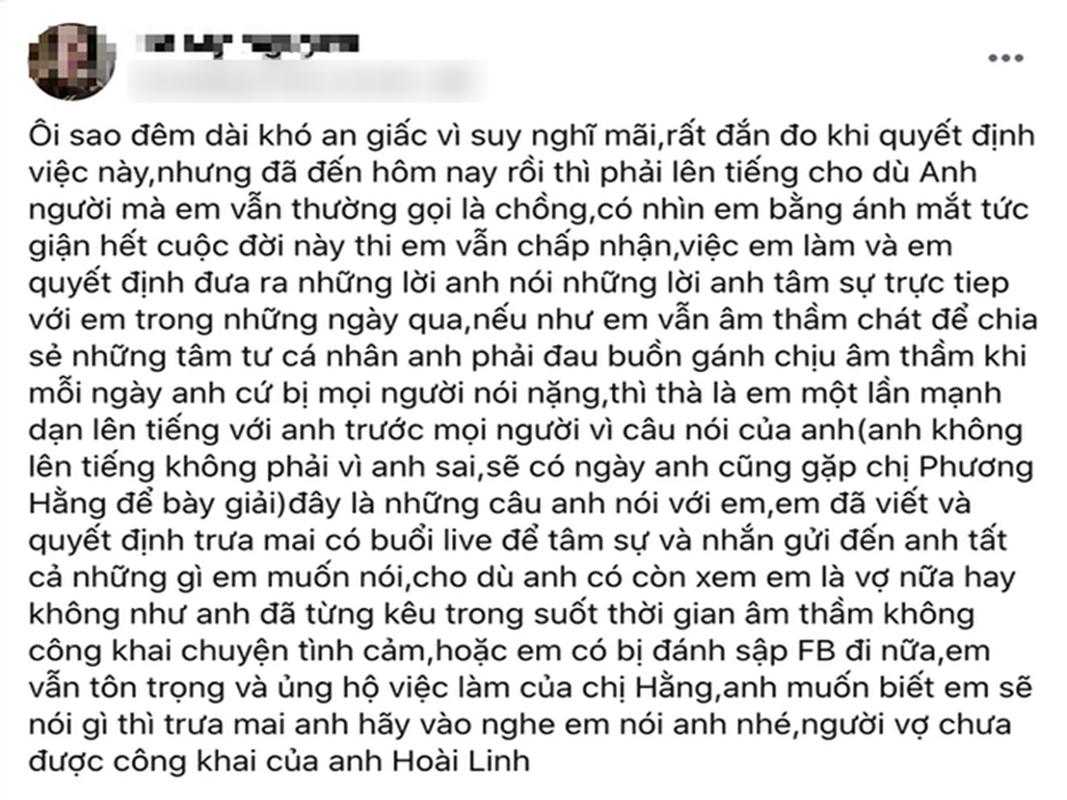 Loat sao Viet benh vuc Hoai Linh giua lum xum voi ba Phuong Hang-Hinh-2