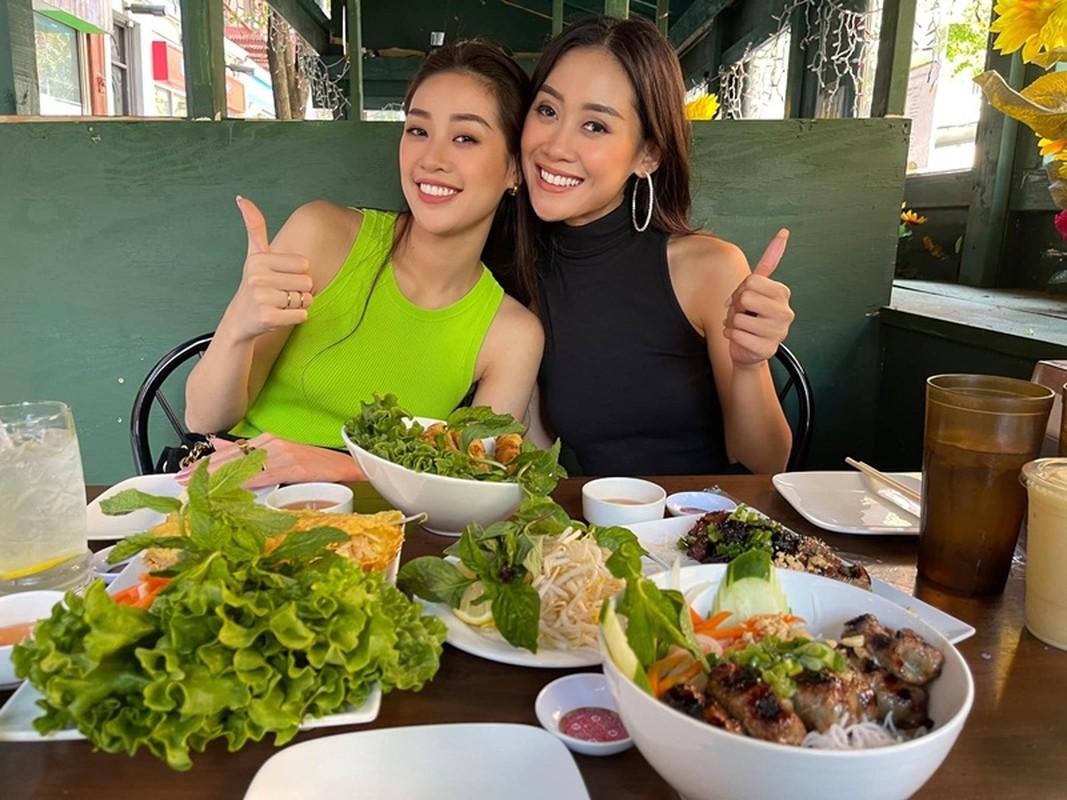 Khanh Van lo body gay go, hoi ngo ban than hau Miss Universe 2020-Hinh-5