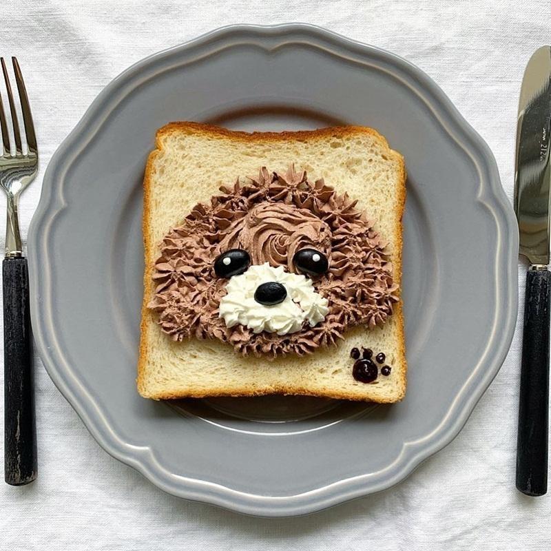 Nhung lat banh mi sandwich dep nhu tranh cua co gai Nhat Ban-Hinh-8