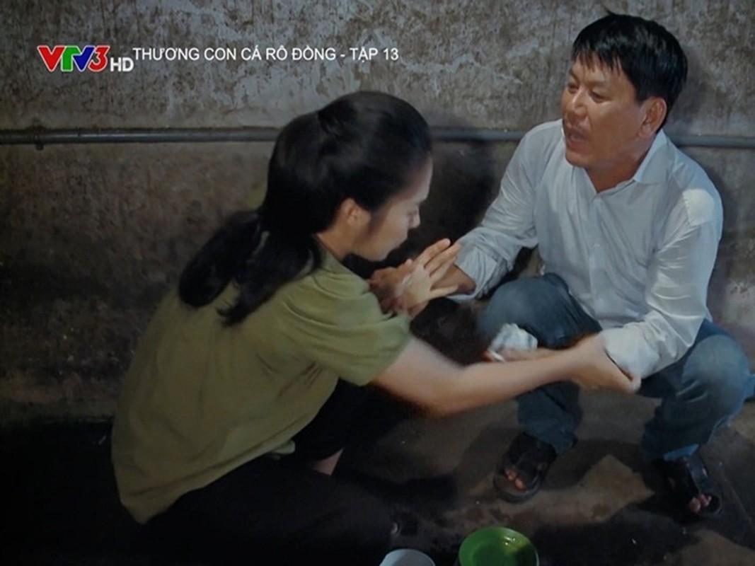 "Hau truong Le Phuong bi danh ghen trong ""Thuong con ca ro dong""-Hinh-2"