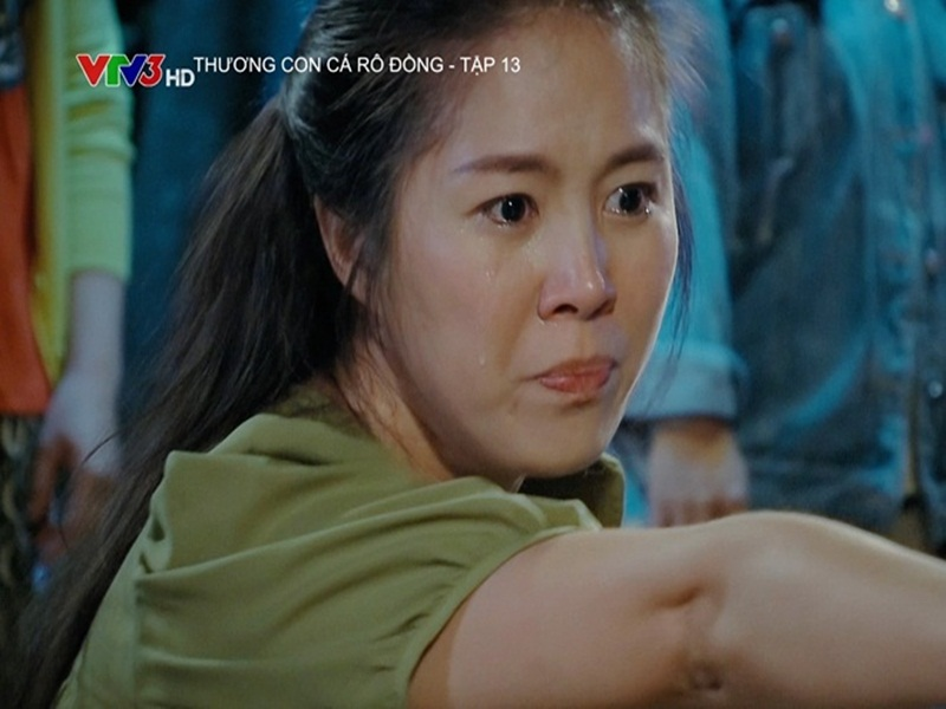 "Hau truong Le Phuong bi danh ghen trong ""Thuong con ca ro dong""-Hinh-5"