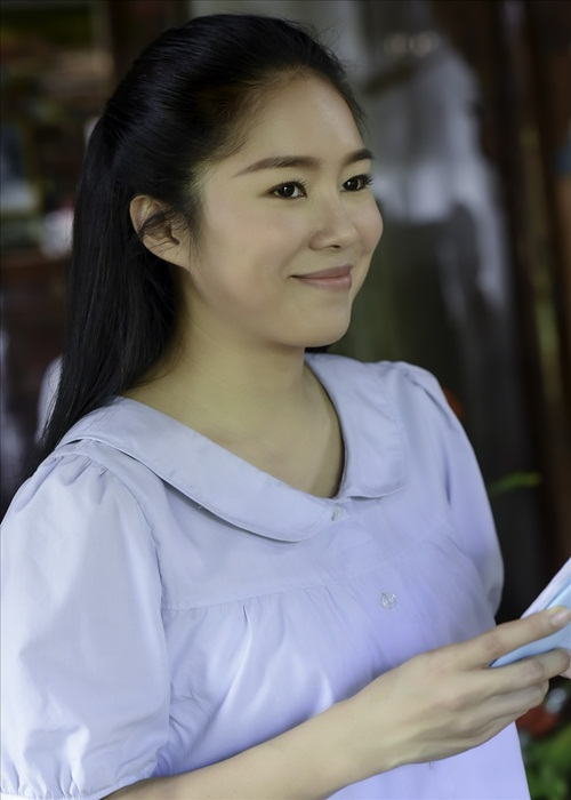 "Hau truong Le Phuong bi danh ghen trong ""Thuong con ca ro dong""-Hinh-9"