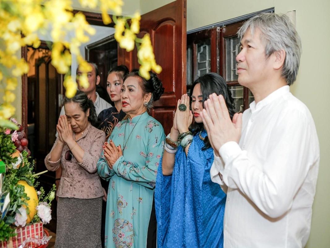 Thanh Lam lam le dam ngo vao sinh nhat lan thu 52