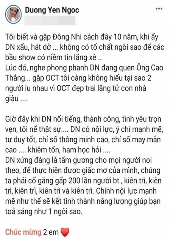 Tung to bi chong cu danh giong Hoang Yen, Duong Yen Ngoc gio ra sao?-Hinh-8