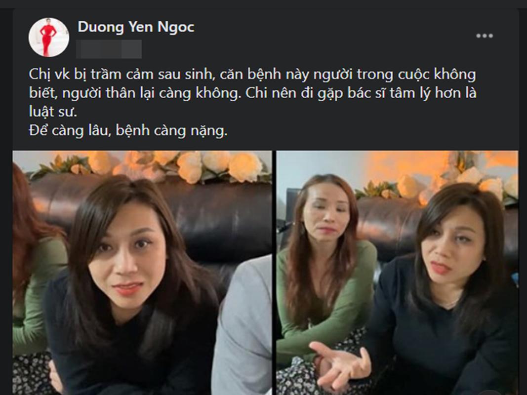 Tung to bi chong cu danh giong Hoang Yen, Duong Yen Ngoc gio ra sao?-Hinh-9