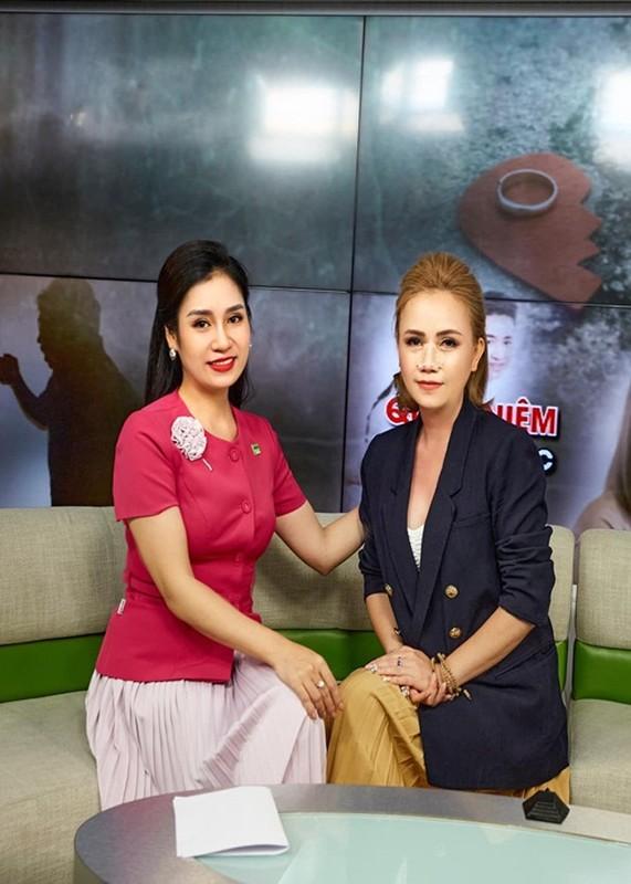 Hoang Yen khoe nhan sac xinh dep sau on ao bi chong cu danh-Hinh-6