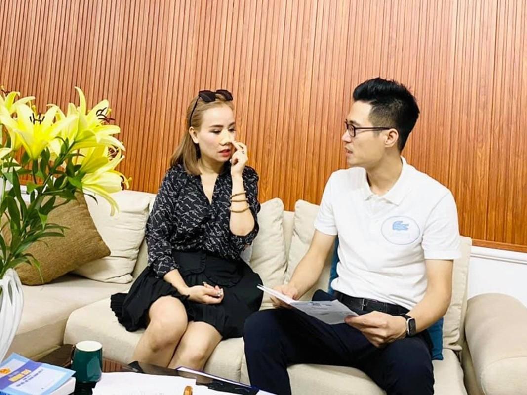 Hoang Yen khoe nhan sac xinh dep sau on ao bi chong cu danh-Hinh-8