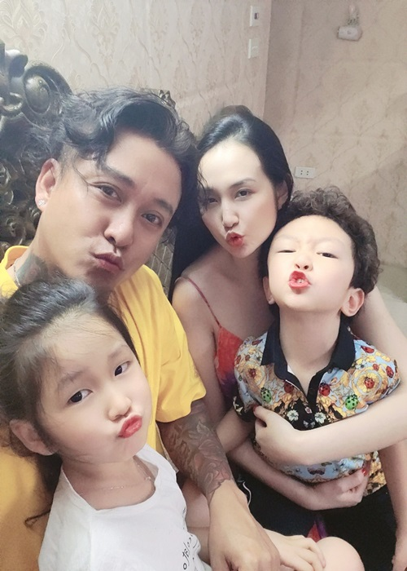 "Hon nhan cua Tuan Hung bi antifan vi la ""chan vuong""-Hinh-8"