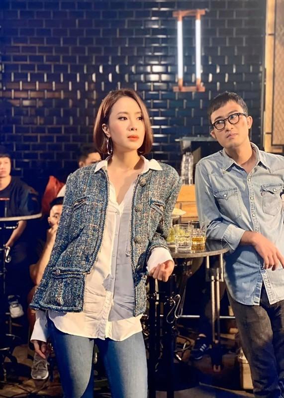 "Tai sac dan dien vien ""Huong duong nguoc nang"" lot de cu VTV Awards-Hinh-6"