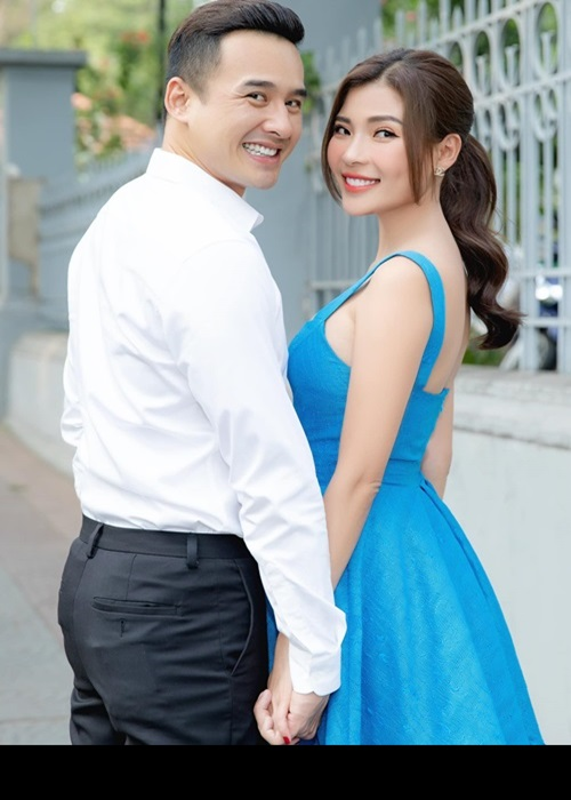 Thuy Diem tuoi 35: Xinh dep, su nghiep thang hoa, hon nhan vien man-Hinh-7