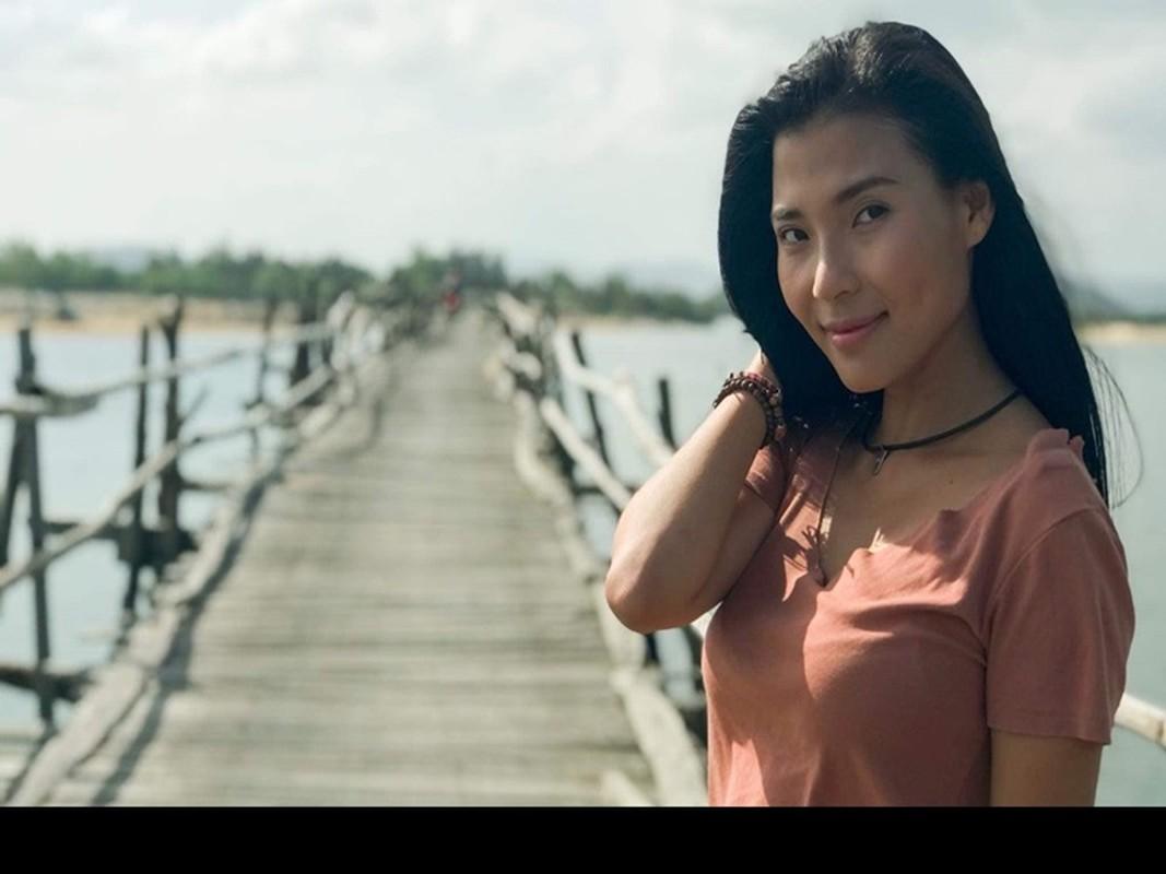 Thuy Diem tuoi 35: Xinh dep, su nghiep thang hoa, hon nhan vien man