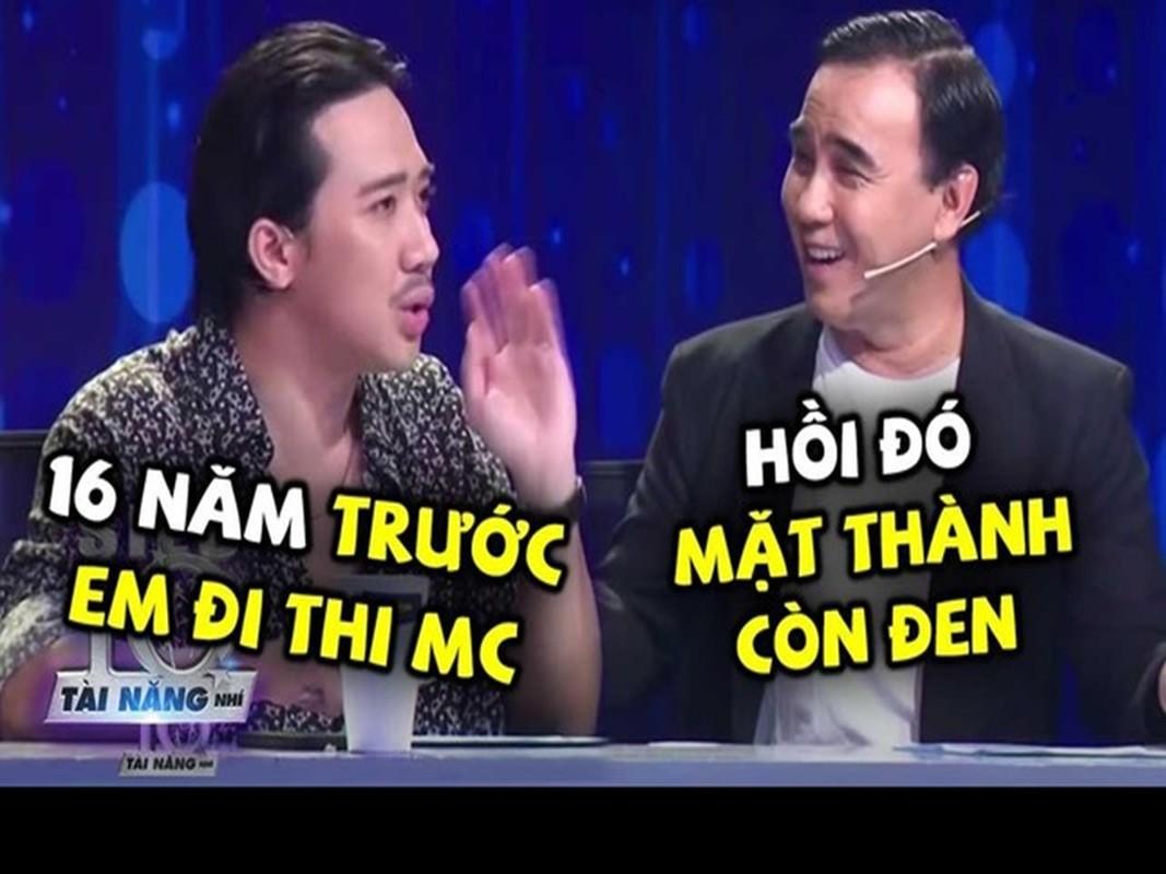"""Tung xin Quyen Linh """"bi kip"""", Tran Thanh vuon len MC so 1 the nao?-Hinh-2"""