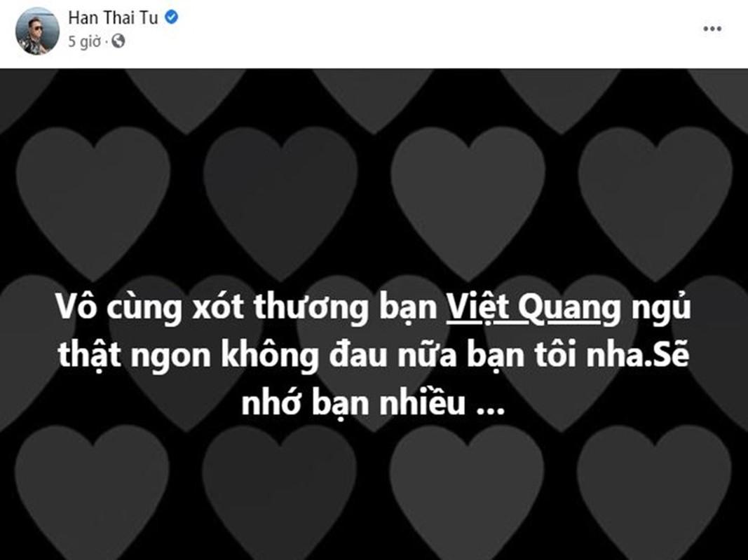 Sao Viet tiec thuong ca si Viet Quang qua doi-Hinh-7