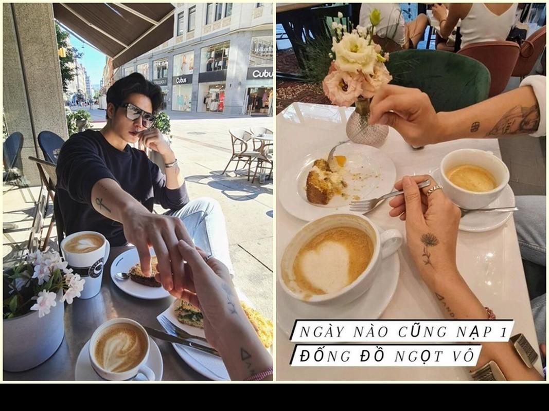Ngo Thanh Van - Huy Tran ngay cang man nong o troi Tay-Hinh-3