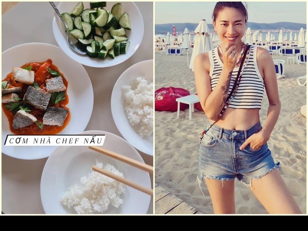 Ngo Thanh Van - Huy Tran ngay cang man nong o troi Tay-Hinh-6