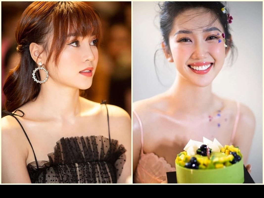 Do ve goi cam cua Ninh Duong Lan Ngoc - Thuy Ngan
