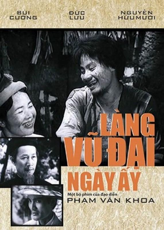 Chuyen bi hai khi NS Bui Cuong - Duc Luu dong Thi No - Chi Pheo