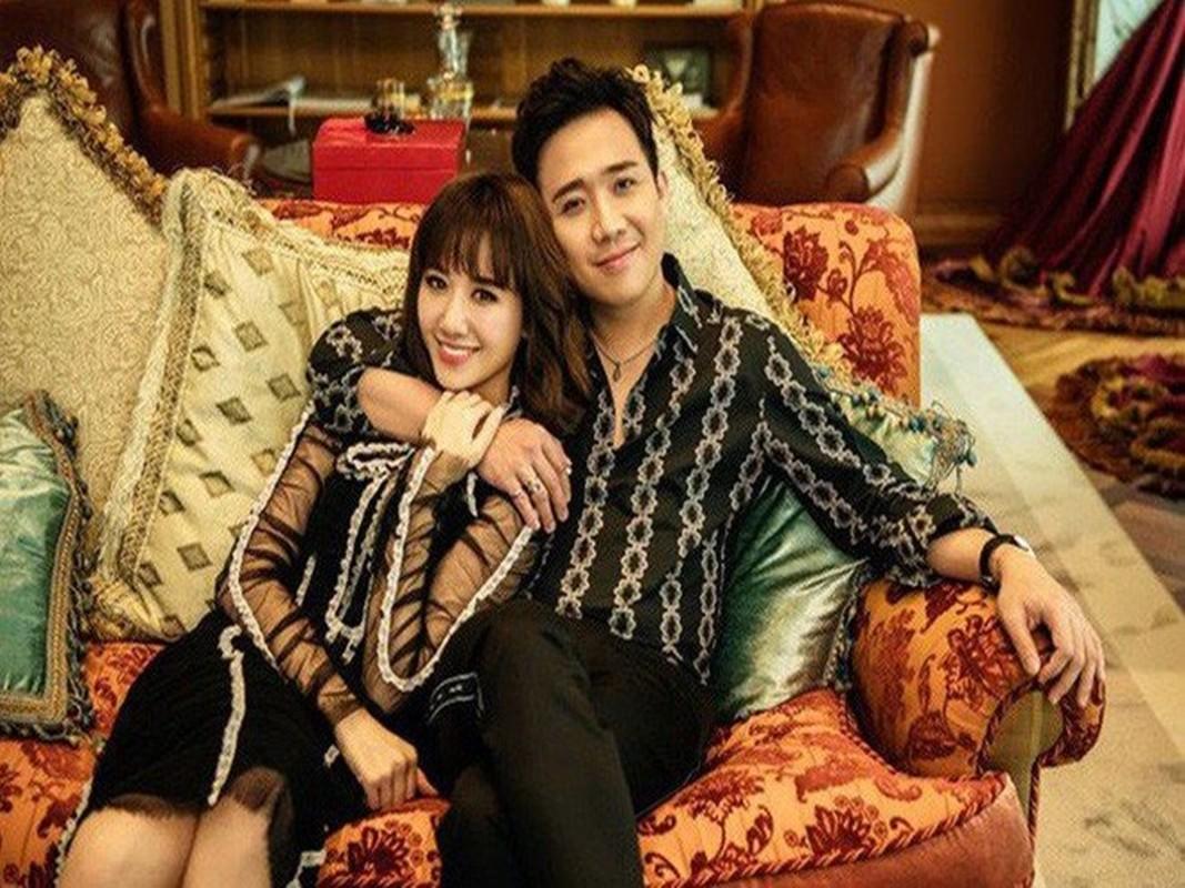 Soi cuoc song sang chanh cua vo chong Tran Thanh - Hari Won