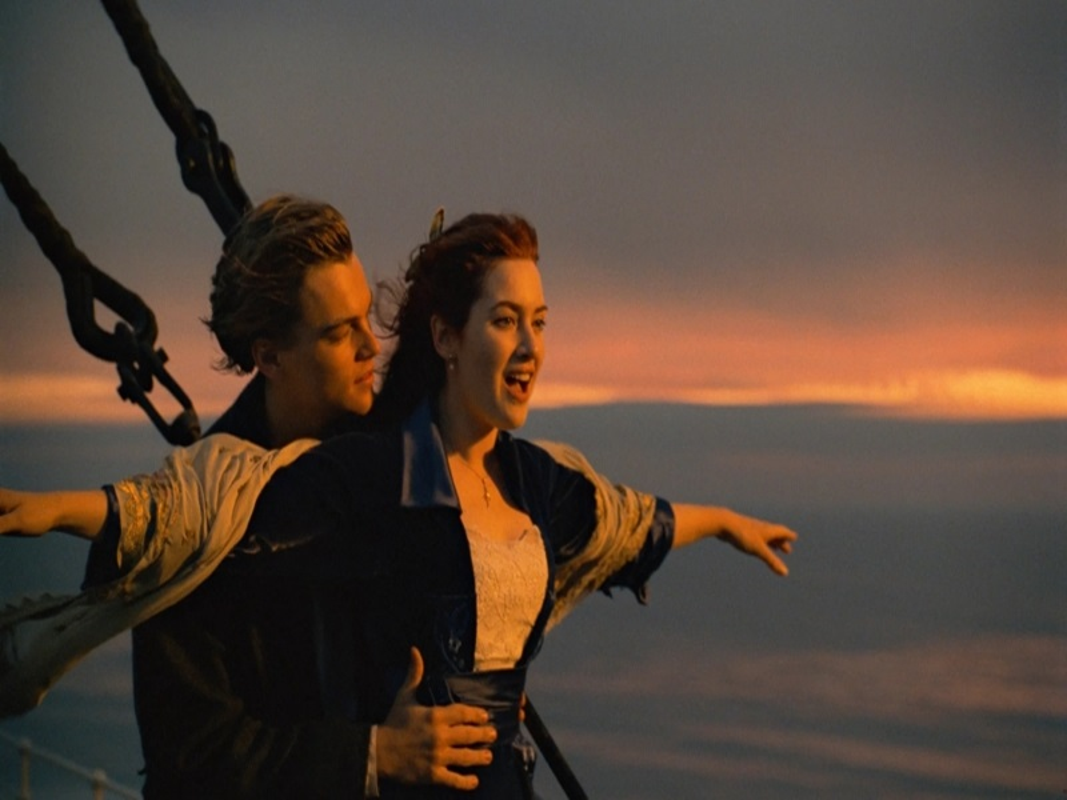 "Ky luc gay soc ve bo phim hay nhat moi thoi dai ""Titanic"""