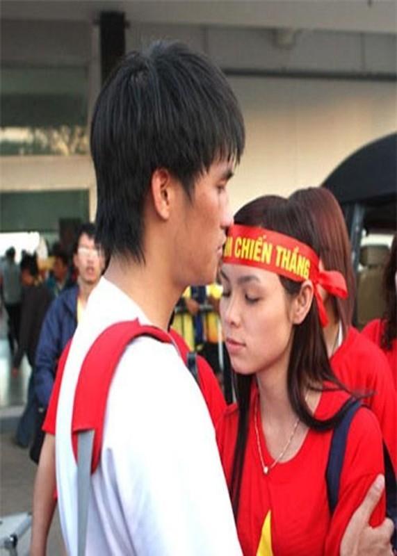 Duong tinh on ao cua Thuy Tien - Cong Vinh truoc khi ket doi-Hinh-8