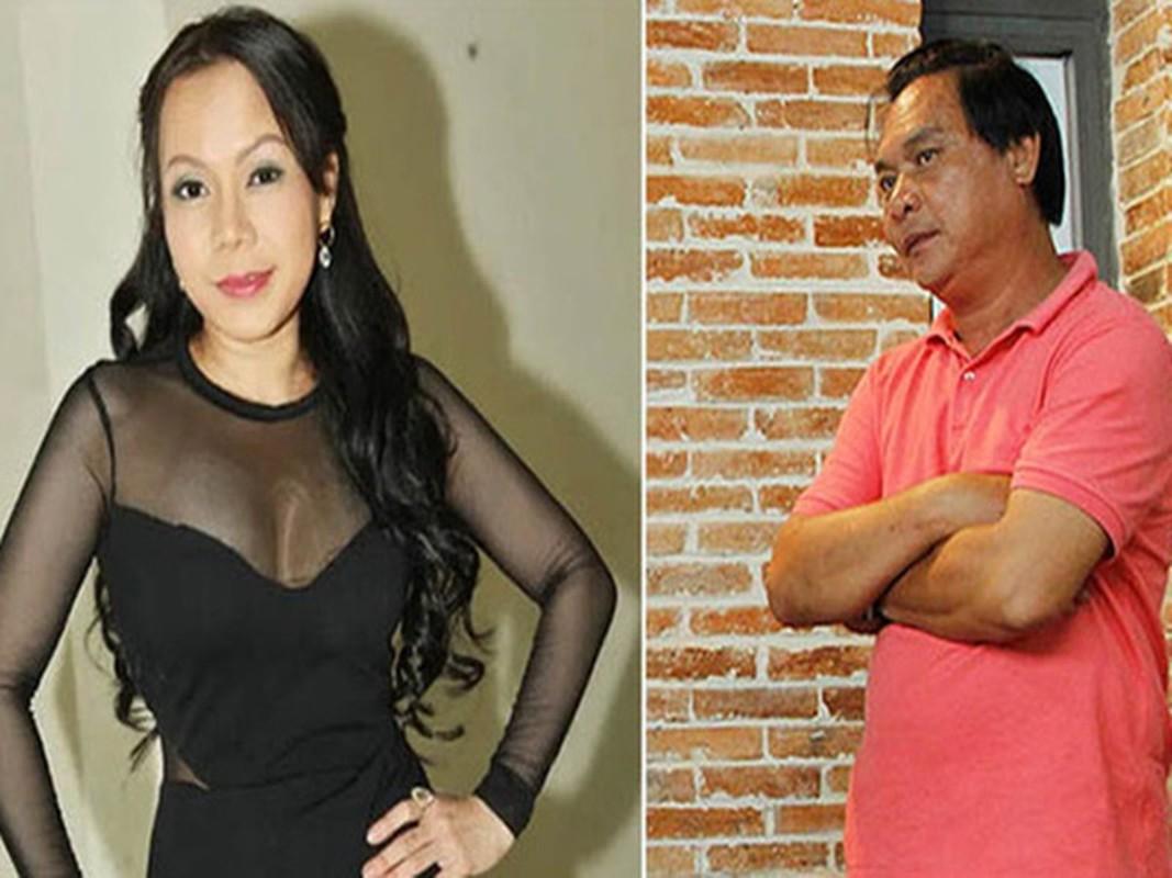 Viet Huong va chong cu: Hanh phuc ngan ngui, ly hon van lam ban-Hinh-2