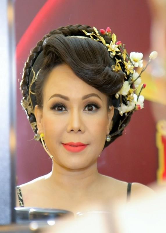 Viet Huong va chong cu: Hanh phuc ngan ngui, ly hon van lam ban-Hinh-5