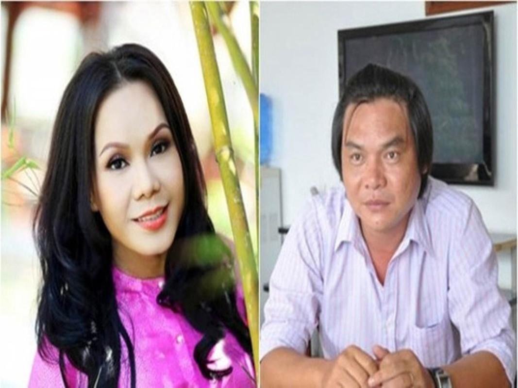Viet Huong va chong cu: Hanh phuc ngan ngui, ly hon van lam ban
