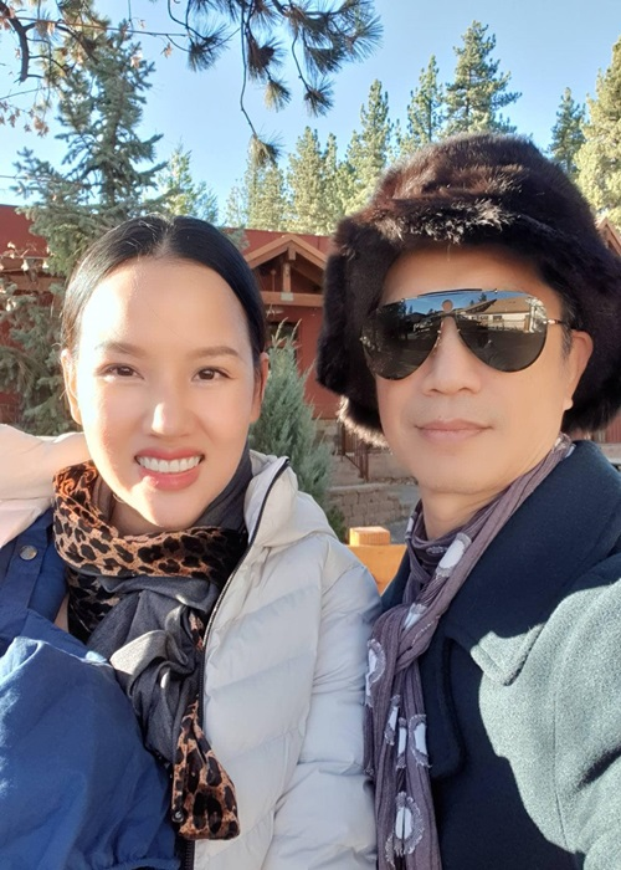 Hon nhan cua Dustin Nguyen khong muon co them con vi so mat vo-Hinh-4