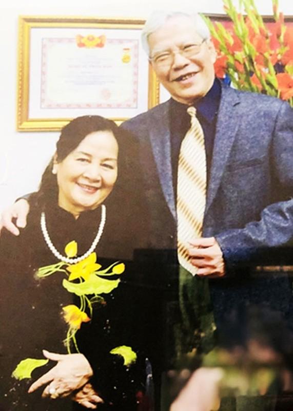 Chuyen tinh 60 nam dang nguong mo cua vo chong NSND Ngo Manh Lan