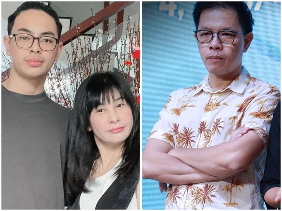Con trai Cat Phuong - Thai Hoa cao 1m74, ngay cang giong bo-Hinh-4