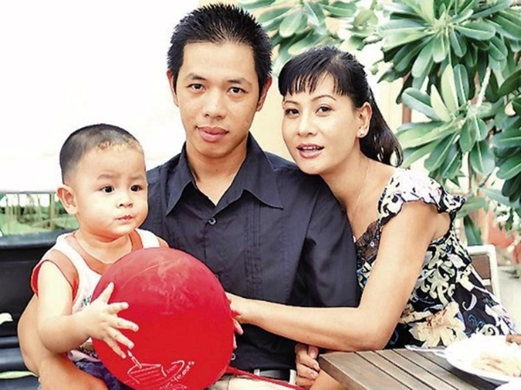 Con trai Cat Phuong - Thai Hoa cao 1m74, ngay cang giong bo-Hinh-8