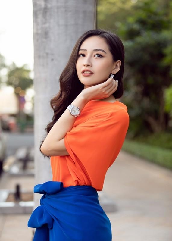Do trinh 4 hoa hau lam giam khao Miss World Vietnam 2021-Hinh-2