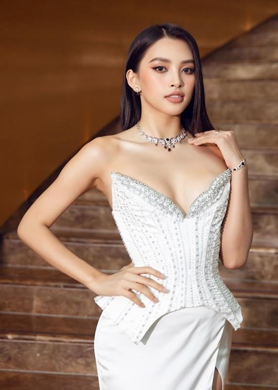 Do trinh 4 hoa hau lam giam khao Miss World Vietnam 2021-Hinh-8