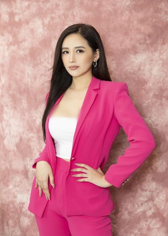 Mai Phuong Thuy la hoa hau thu 4 cham thi Miss World Vietnam 2021-Hinh-6