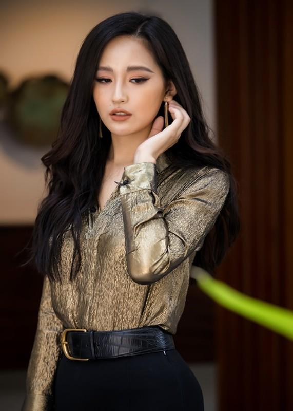 Mai Phuong Thuy la hoa hau thu 4 cham thi Miss World Vietnam 2021-Hinh-7