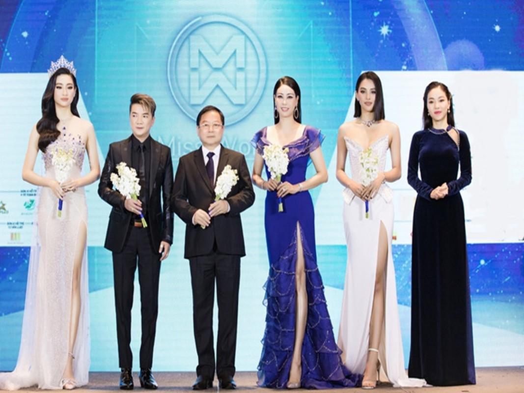 Mai Phuong Thuy la hoa hau thu 4 cham thi Miss World Vietnam 2021-Hinh-8