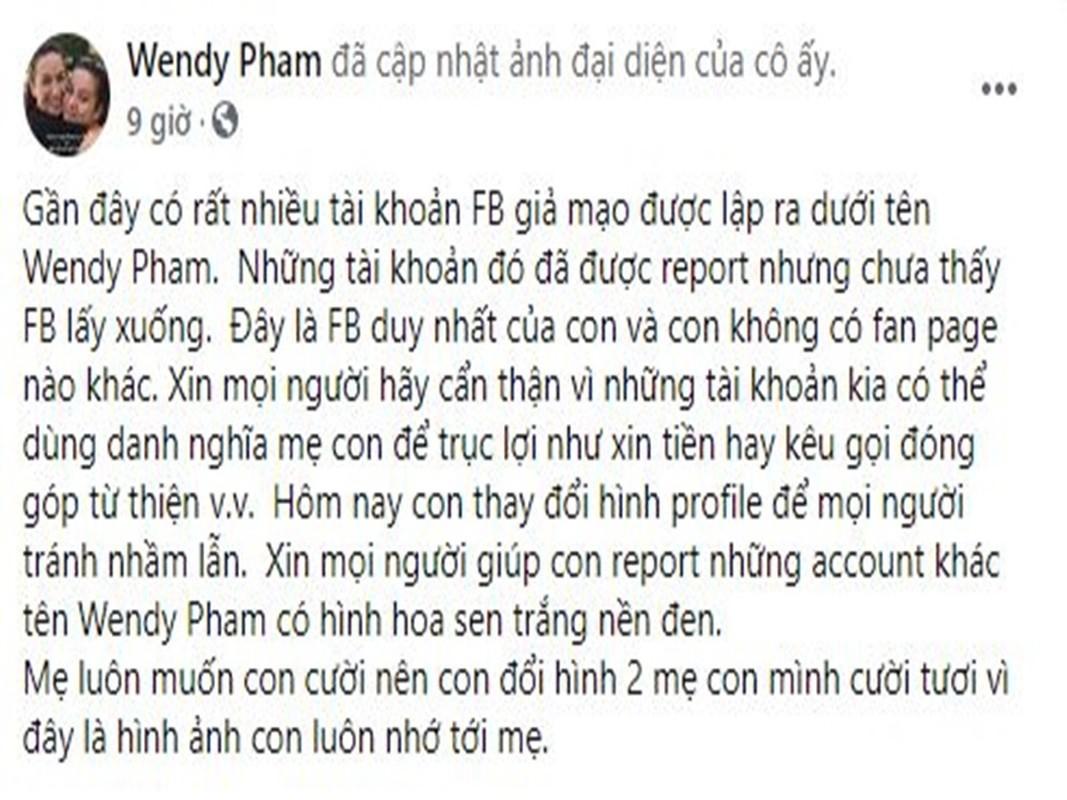 Con gai Phi Nhung lam dieu nay khi lien tuc bi gia mao tai khoan-Hinh-2