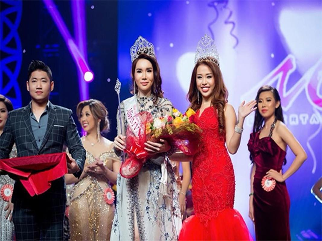 """Tai tieng loat my nhan thi """"hoa hau ao lang"""" giong La Ky Anh-Hinh-2"""