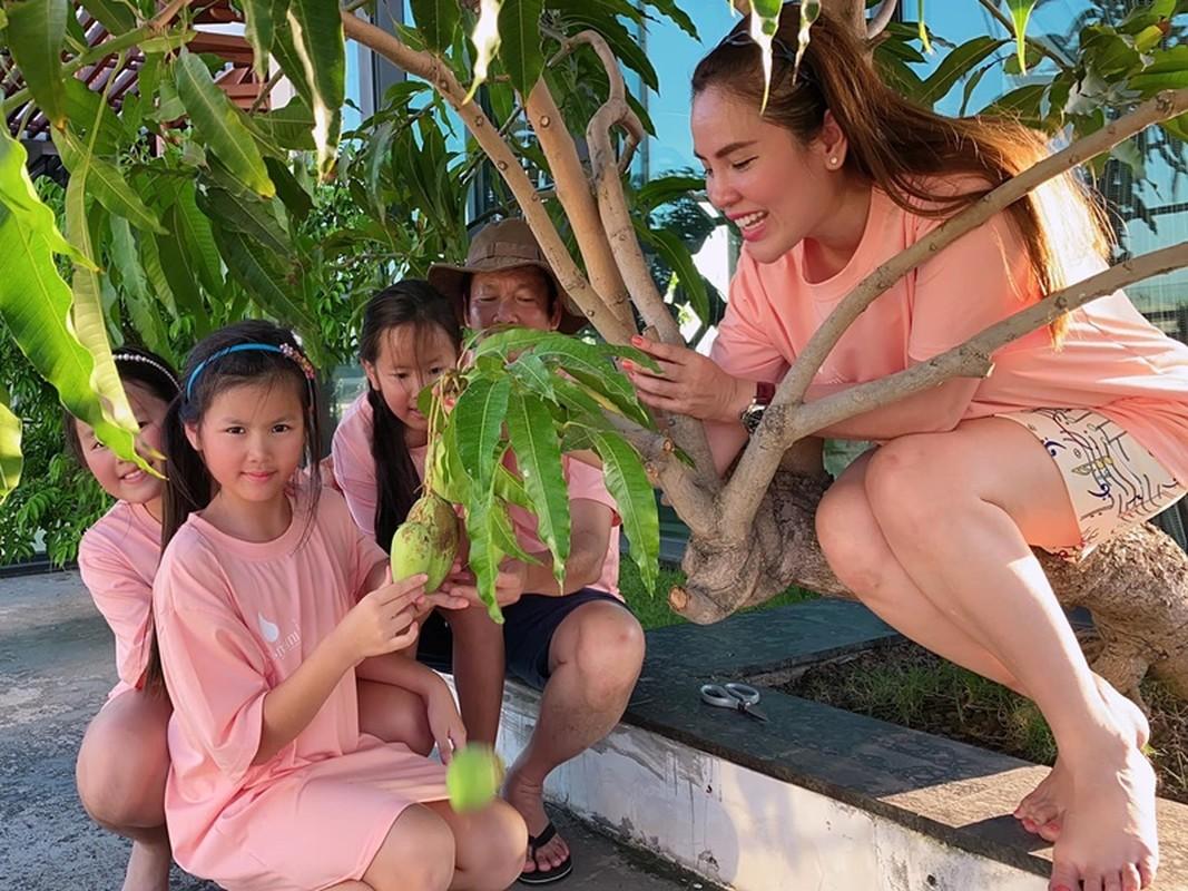 Hon nhan cua hoa hau tuyen bo cho Ho Van Cuong muon nha 160m2-Hinh-10