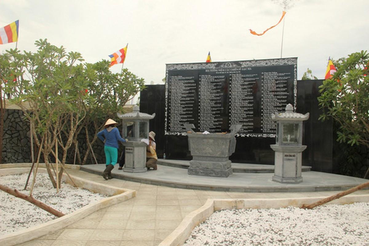 Anh: Chiem nguong Khu tuong niem Gac Ma tu tren khong-Hinh-12