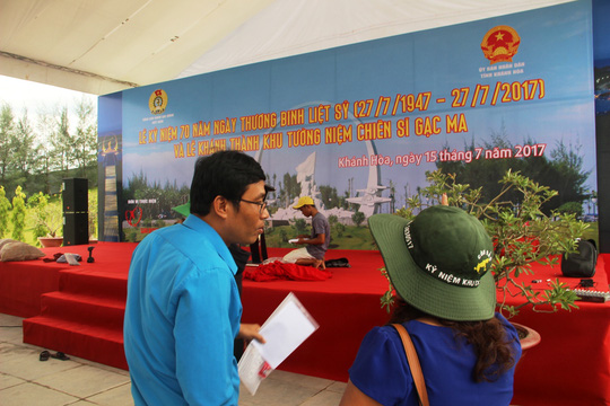 Anh: Chiem nguong Khu tuong niem Gac Ma tu tren khong-Hinh-8
